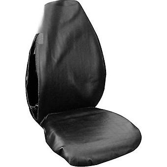 Dirt cover 1-piece Eufab 28114 Faux leather