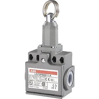 Limit switch 400 V AC 1.8 A Pull cord momentary AB