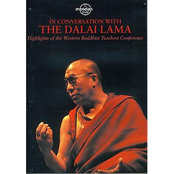 In Conversation with the Dalai Lama [DVD] USA import