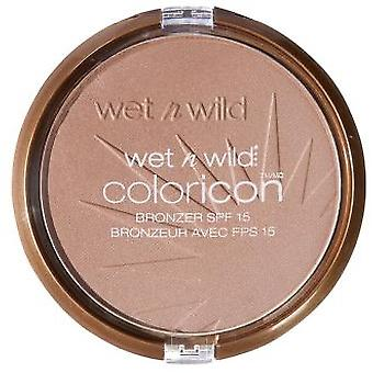 Wet N Wild Coloricon Bronzer Spf15 Bikini Contest (Make-up , Face , Tanning lotion)