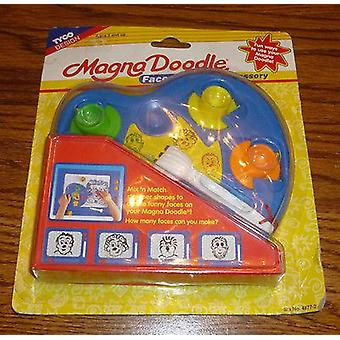 Mattel Face Make Magna Doddle Accessories