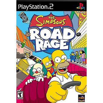 Simpsons Road Rage (PS2)