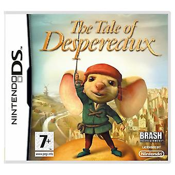 The Tale of Despereaux (Nintendo DS) - Factory Sealed