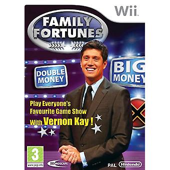 Familie Fortunes (Wii)