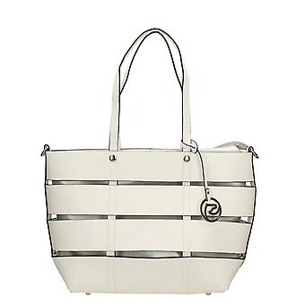 Ladies Remonte Shoulder Bag Q0381-80 - White Synthetic - One Size