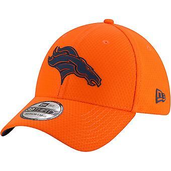 New era 39Thirty Cap - TRAINING-Denver Broncos