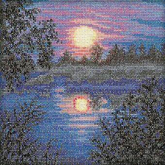 Evening Counted Cross Stitch Kit-6