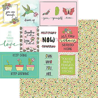 Spread Your Wings Double-Sided Cardstock 12