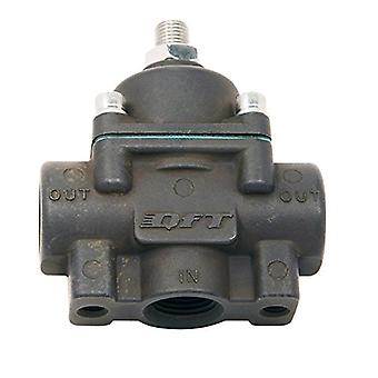 Quick Fuel Technology 30-805 Pressure Regulator An (Black Top/Bottom)
