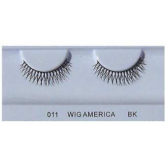 Wig America Premium False Eyelashes wig525, 5 Pairs
