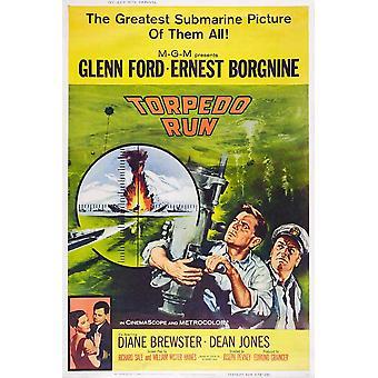 Torpedo Run Movie Poster (11 x 17)
