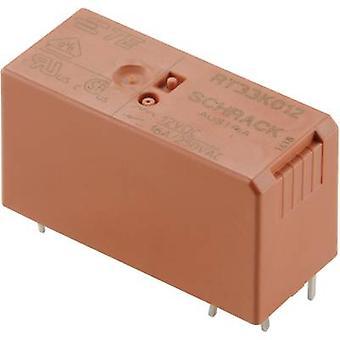 TE Connectivity RT33K012 PCB relays 12 Vdc 16 A 1 maker 1 pc(s)