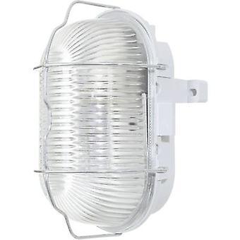 Wet room light LED E-27 EEC: depending on light source (A++ - E) 60 W Grey