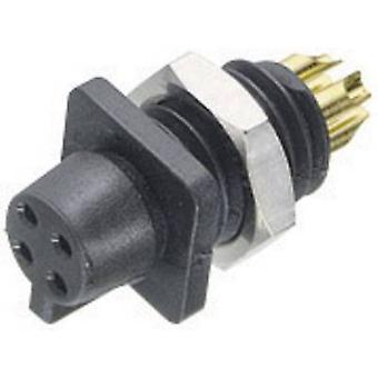 Binder 09-9750-30-03 Sub-miniature Circular Connector Series Nominal current (details): 3 A