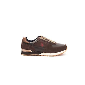 Shoes Brown Phil Us Polo Man