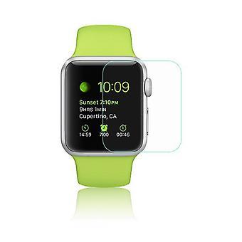 Apple Watch 42mm Displayschutzfolie 9H Verbundglas Panzer Schutz Glas