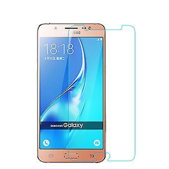 Samsung Galaxy C7 Displayschutzfolie 9H Verbundglas Panzer Schutz Glas Tempered Glas