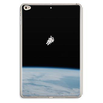 iPad Mini 4 Transparent Case (Soft) - Alone in Space