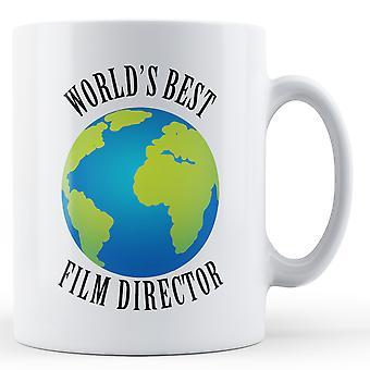 Meilleur réalisateur au monde - Mug imprimé