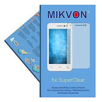Alcatel One Touch Pop S3 screen protector- Mikvon films SuperClear