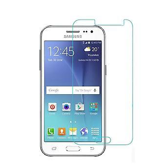 Samsung Galaxy J3 2017 getemperd glas schermbeschermer Retail