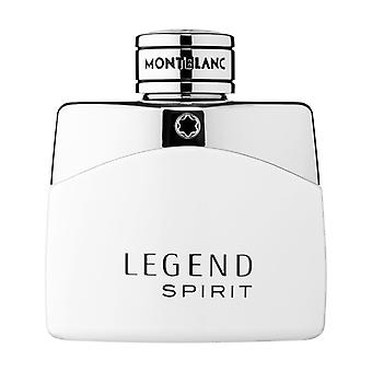 Mont Blanc legende ånd Edt 50 ml