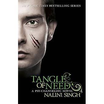 Tangle of Need by Nalini Singh - 9780575100169 Book