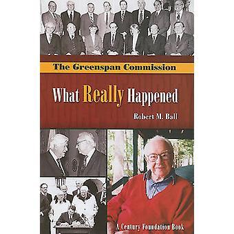 Greenspan kommissionen - vad hände egentligen av Robert M. boll - 97