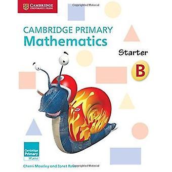 Cambridge primære matematik Starter aktivitet bog B - igangsætter af Che