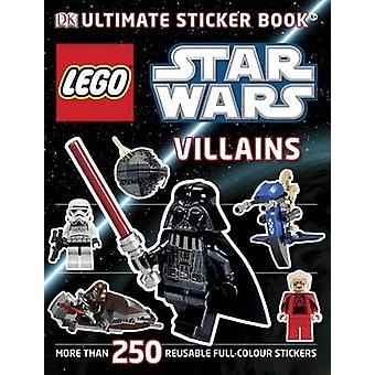 LEGO Star Wars méchants autocollant ultime livre par DK - 9781405364393 B