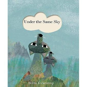 Sotto lo stesso cielo di sotto lo stesso cielo - libro 9781848577411
