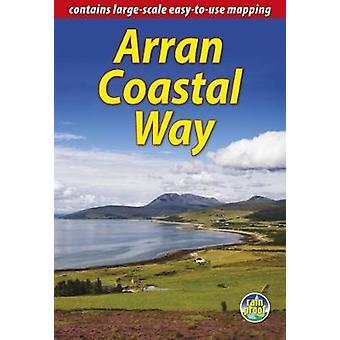 Arran Coastal Way by Jacquetta Megarry - 9781898481799 Book