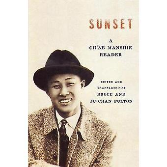 Solnedgang - en Ch'ae Manshik leser av Bruce Fulton - Ju-Chan Fulton - 978