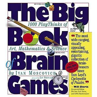 Stora boken om hjärnan spel - 1000 PlayThinks konst - matematik och