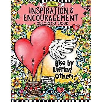 Inspiration & Encouragement Coloring Book by Suzy Toronto - 978149720