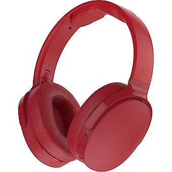 Skullcandy Hesh 3 Foldable Wireless Bluetooth Over-Ear Headphones with Microphone S6HTW-K613 - Red