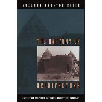 A anatomia da arquitetura: ontologia e metáfora na expressão arquitetônica Batammaliba