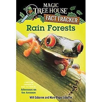 Rain Forests: A Nonfiction Companion to Afternoon on the Amazon (Magic Tree House Research Guide S.)