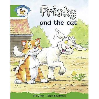 Literacy Edition Storyworlds Edition 3: Frisky Cat