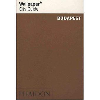 Wallpaper * City Guide Budapest (papier peint)