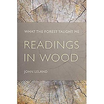 Lectures dans le bois: ce qui m'a appris la forêt