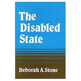 De mensen met een handicap staat (gezondheid, maatschappij, & beleid)
