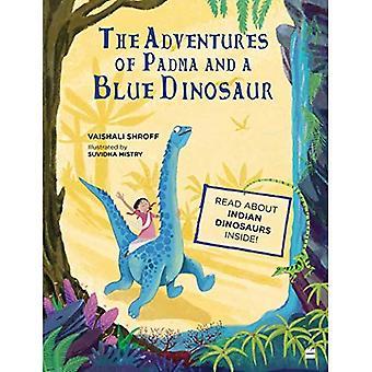 Den fantastiske rejse af Padma og bluethingosaurus