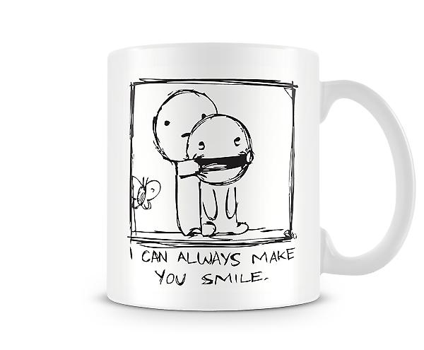 Decorative Every I Can Always Make You Smile Mug
