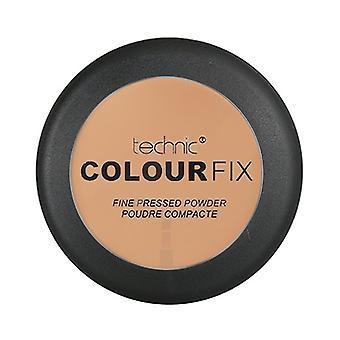 Technic Colour Fix Fine Pressed Powder ~ Cafe Au Lait