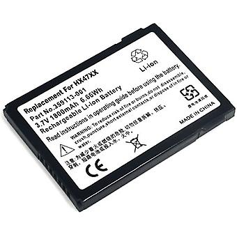 Battery for HP iPaq hx4700 hx4000 hx4800 hx4705 hx4715 359113-001 FA257A# AC3 359498-001 HP FA257A