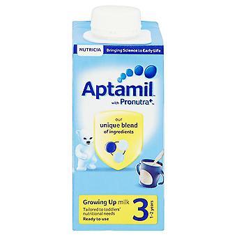 أبتاميل INF الحليب RTD المرحلة 3 يشبون 200 مل