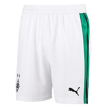 PUMA BMG s Replica Jr with innerslip Kinder Shorts Weiss