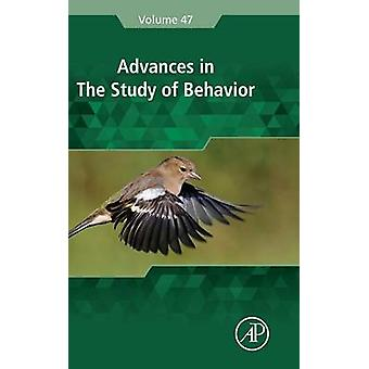 Advances in the Study of Behavior by Naguib & Marc