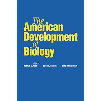 O desenvolvimento da biologia por Maienschein & Jane